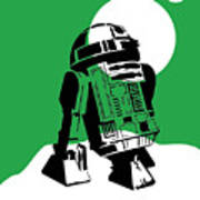 Star Wars R2-d2 Collection Poster