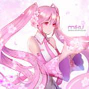 Vocaloid Poster