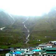 Splendors Of Himalayas Poster