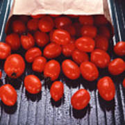 A Bag Of Tomatoes Poster