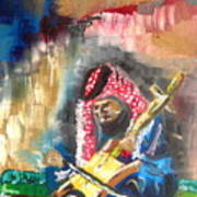 A Bedouin Life Poster