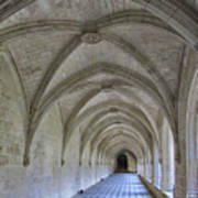 A Cloister Gallery Poster