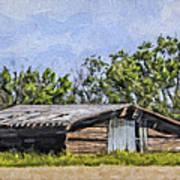 A Deserted Farm Poster