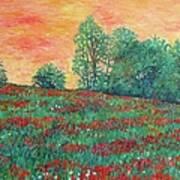 Field Of Beauty Poster