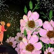 A Flower Fairy Poster