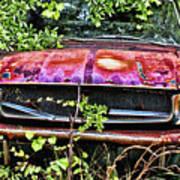 A Hidden Mustang Poster