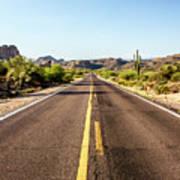 A Journey Through Arizona Poster