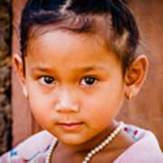 A Little Khmer Beauty Poster