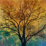 A Magnificent Tree Poster