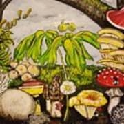 A Mushroom Story Poster