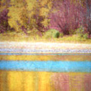 A Pastel Autumn Poster