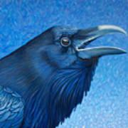 A Raven's Prayer Poster