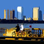 A Tampa Bay Florida Summer Poster