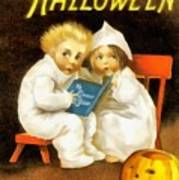 A Thrilling Halloween Poster
