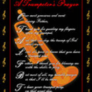 A Trumpeters Prayer_1 Poster by Joe Greenidge