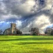 A Typical Brit Landscape Poster