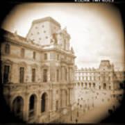 A Walk Through Paris 20 Poster