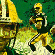 Aaron Rodgers 2015 Poster