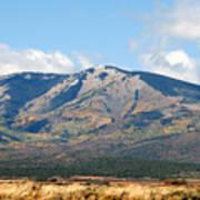 Abajo Mountains Utah Poster