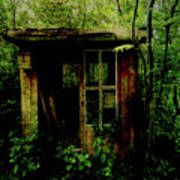 Abandoned Hideaway Poster