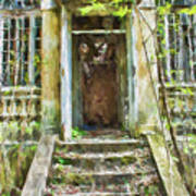 Abandoned, Nbr 3b1 Poster