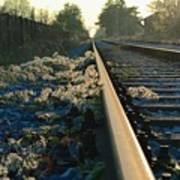 Abandoned Tracks Poster