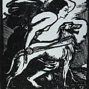 Abbey Theatre Emblem  Poster