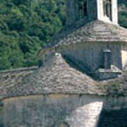 Abbeye De Senanque Poster