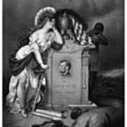 Abraham Lincoln In Memoriam  Poster