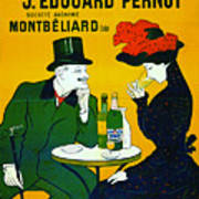 Absinthe Extra-superieure 1899 Poster