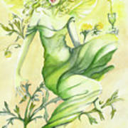 Absinthe-the Green Fairy Poster