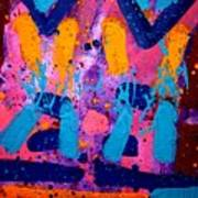 Abstract 10316 - Cropped Poster