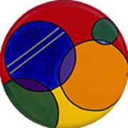 Abstract Circle 3 Poster