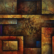 abstract design  A Poster
