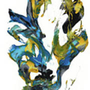 Abstract Expressionism Painting Series 716.102710 Poster