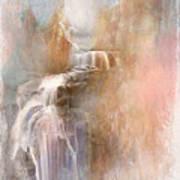 Abstract Falls Poster
