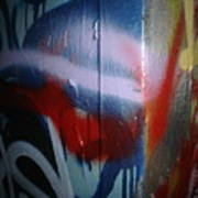 Abstract Urban Art Poster