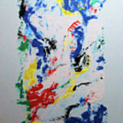 Abstraction 1 Poster
