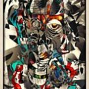 Abstraction 2502 Poster