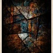 Abstraction 3421 Poster