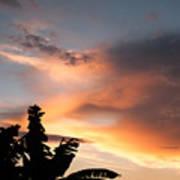 Abuja Sunset Poster