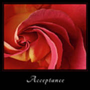 Acceptance 1 Poster