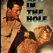 Ace In The Hole Film Noir Poster