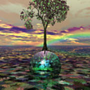 Acid Tree Poster
