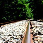 Across The Tracks Poster