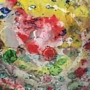 Acrylic Abstract 15-u.uuu Poster