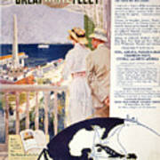 Ad: United Fruit Company Poster