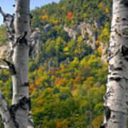 Adirondack Mountains New York Poster