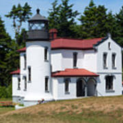 Admiralty Head Lighthouse Poster