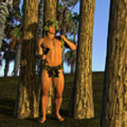 Adonis At Sunset Poster